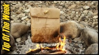 "Video Cooking Bacon & Eggs In A Paper Bag - ""Tip Of The Week"" E34 MP3, 3GP, MP4, WEBM, AVI, FLV Agustus 2018"