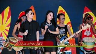 Vita Alvia Ft. Mahesa - Balik Maning - [Official Video] Video