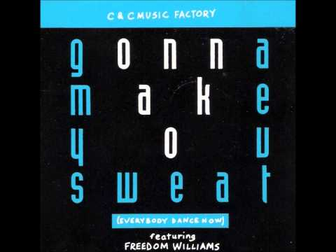 C& C Music Factory Ft. Freedom Williams - Gonna Make You Sweat (Everybody Dance Now) (The Slammin' V