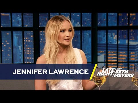 Jennifer Lawrence's Friend Changed Her Passwords to Cat Dildos