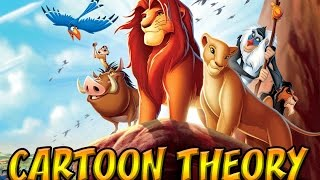 Cartoon Conspiracy Theory | The Hidden Truth In The Lion King