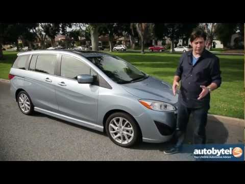 2012 Mazda5: Video Road Test and Review