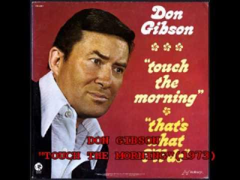 Tekst piosenki Don Gibson - Don't Touch Me po polsku