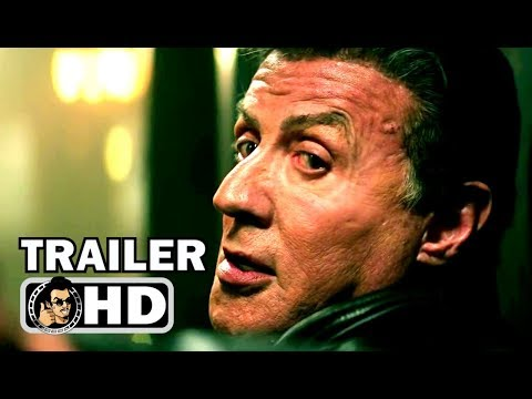 ESCAPE PLAN 2 Official Trailer (2018) Sylvester Stallone, Dave Bautista Action Movie HD (видео)