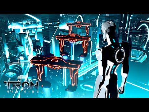 TRON's Rescue | TRON: Uprising | Disney XD
