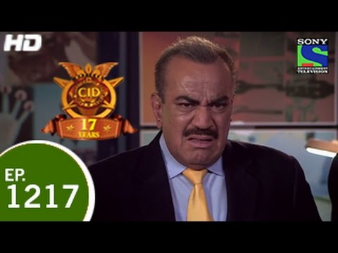 Cid - सी ई डी - Plane Mein Murder - Episode 1217 - 18th April 2015