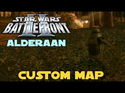 Alderaan Star Wars Battlefront 2 Star Wars Battlefront 2
