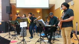 Amelina - Memori Daun Pisang - cover by izam band
