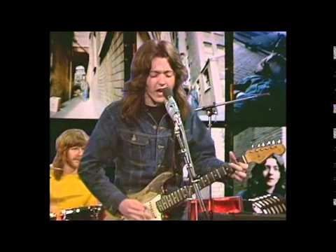Rory Gallagher ~ ''Edged In Blue'' & '' Do You Read Me'' 1976 (видео)