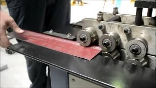 Фальцепрокатный станок MLC 12R MetalMaster