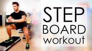 TAMIL: Step Board Workout For Beginners
