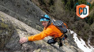 No Faff At Anchors: Camp Swing Lanyard   Climbing Daily Ep.1426 by EpicTV Climbing Daily