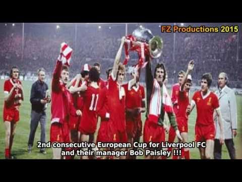 1977-1978 European Cup: Liverpool FC All Goals (Road To Victory)
