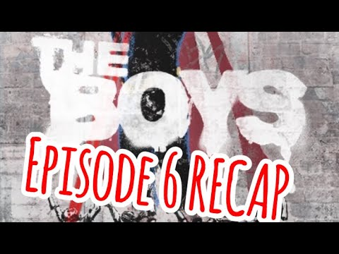 The Boys Season 1 Episode 6 The Innocents Recap