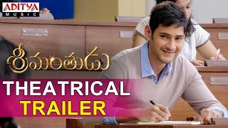 Nonton Srimanthudu Official Theatrical Trailer Hd    Mahesh Babu  Shruthi Haasan Film Subtitle Indonesia Streaming Movie Download
