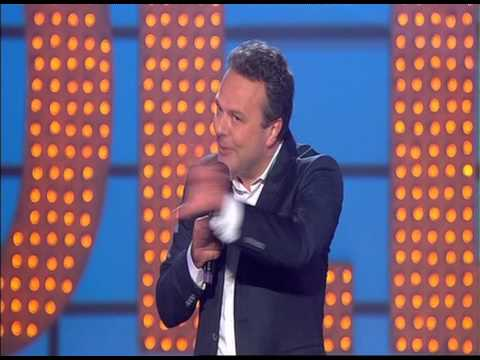 Thumbnail for Video: Hal Cruttenden - Live at the Apollo - Series 8 Episode 6 (2013)