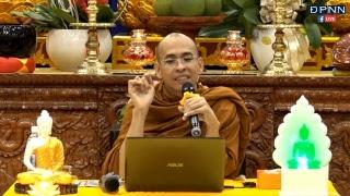[LIVESTREAM] Kinh Mật Hoàn (Madhupindika Sutta) với Sư Tinh Tue