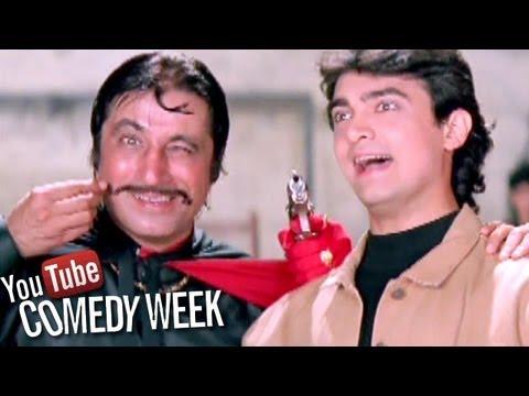 Video Andaz Apna Apna Hindi Movie | Best Comedy Scenes Jukebox | Salman Khan, Aamir Khan | Comedy Week download in MP3, 3GP, MP4, WEBM, AVI, FLV January 2017