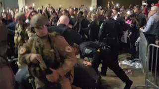 Attempted Attack on Donald Trump at Reno NV Rally ***RAW VIDEO***