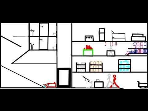desenho e boneco palito - Obra prima do meu filho Miguel Angelo (6 anos), em co-participação da minha filha Samantha Cristina (12 anos) - Primeiro post publicado no YouTube (14/04/201...