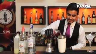 24 - Preparación de Cocteles Clásicos