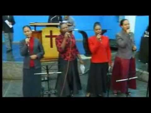 Sis. Meda, Elizabeth, Maria and Grace - My Theophany - Brasília/BR - Third Exodus Assembly
