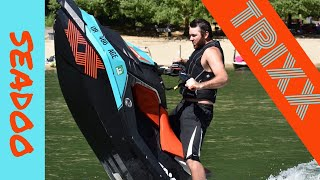 4. A Weekend with the SEADOO Spark TRIXX