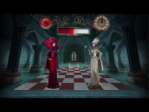 Genesis Gaming - Clash of Queens Video Slot - Battle & Free Spins Feature