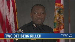 Second officer dies in Kissimmee police shooting