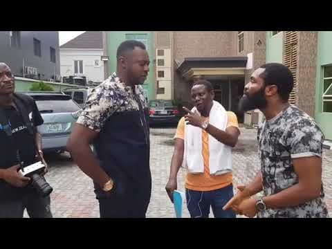 Woli Arole The Real Actor Meets Odunlade The Realest Actor, See What Happens Next!