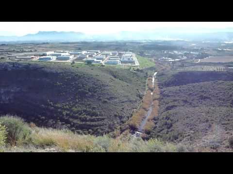 VISTAS DESDE EL MOJON DE LAS MENTIRAS-AIELO DE MALFERIT (WEB:CASIAVENTURILLA)