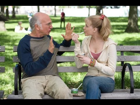 """Whatever Works"" Woody Allen, Larry David 