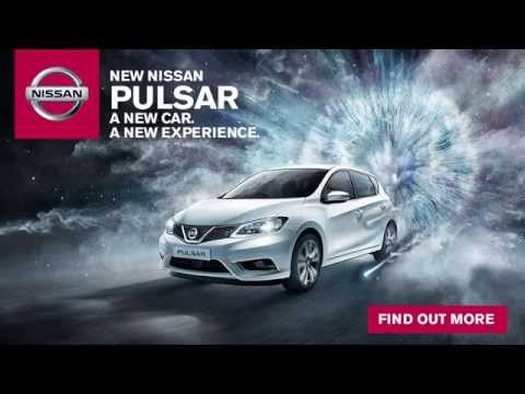 Introducing the new Nissan Pulsar