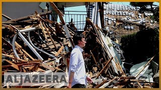Video 🇯🇵 Powerful quake hits Japan MP3, 3GP, MP4, WEBM, AVI, FLV November 2018