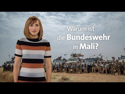 Was macht die Bundeswehr in Mali?