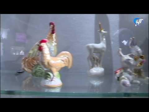 17 марта - день рождения экспозиции «Музейный цех фарфора»