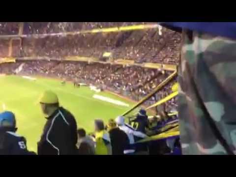 Fiesta de bombos JUGADOR NRO 12 - La 12 - Boca Juniors