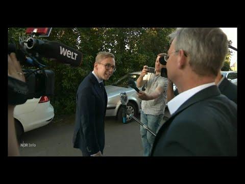 """Philipp Amthor zu Journalisten: """"Ich hab mich erklärt - schon am Montag, den Fehler eingestanden"""""""