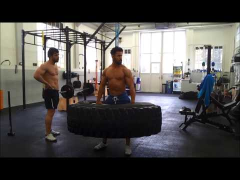 ALL STARS Athlet Ünsal Yüksel - Training Motivation