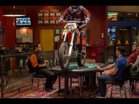 Motocross Casino Freestyle - Nitro Circus