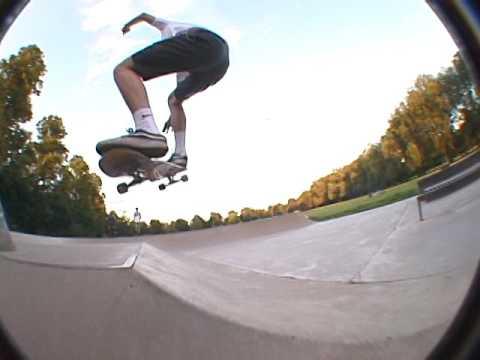 Jesus Green Skatepark 2016