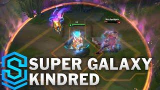 Chi tiết hình ảnh bộ trang phục mới Kindred Siêu Nhân Thiên Hà (Super Galaxy Kindred)
