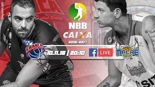 Em casa, o Franca venceu o Macaé por 86 a 79 em jogo válido pelo primeiro turno do NBB9! No Canal do NBB CAIXA no YouTube você encontra conteúdo exclusivo do...
