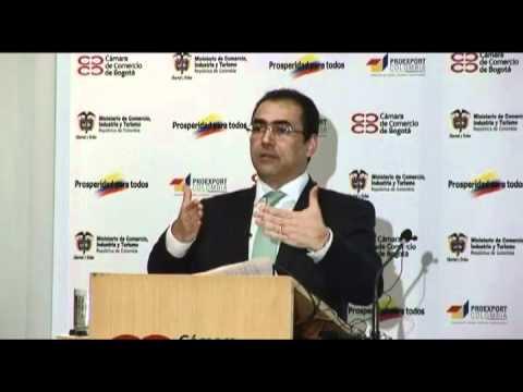 Proexport en el Seminario TLC con Estados Unidos, retos y oportunidades en la Cámara de Comercio de