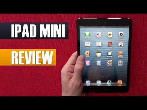 ipad hd - Ich schau mir heute das iPad Mini genauer an. Viel Spaß! KORREKTUR: In der Wi-Fi Version ist KEIN GPS dabei, nur die Cellular/LTE/3G-Version! • FACEBOOK: htt...
