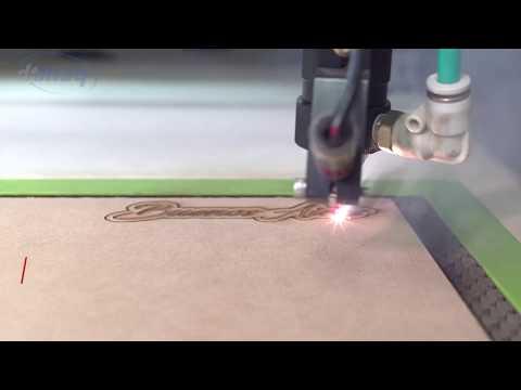 Laser grabado y corte MDF agrega valor a tus productos