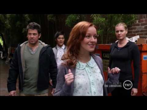 The Librarians Season 1 - Best Moments