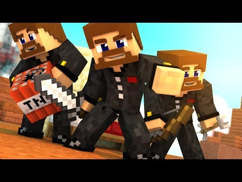 КЛОНЫ ЕВГЕХИ В БЕДВАРСЕ! - Minecraft Bed Wars