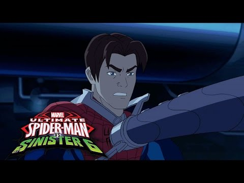 Ultimate Spider-Man 4.11 (Clip)