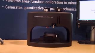 Nano Indenter G200 Express Test - Agilent Technologies MRS2012 Feat. Warren Oliver